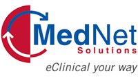 MedNet Solutions: eClinical your way logo