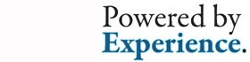 Powered by Experience (image)